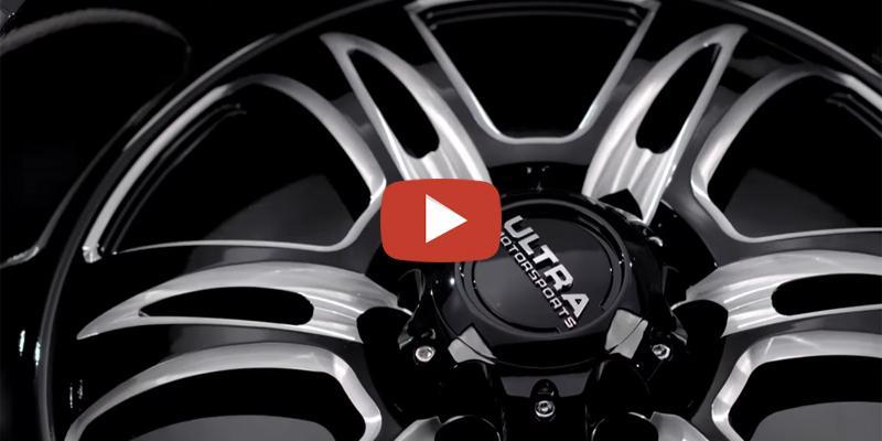 Ultra Motorsports 249 Predator II Wheels