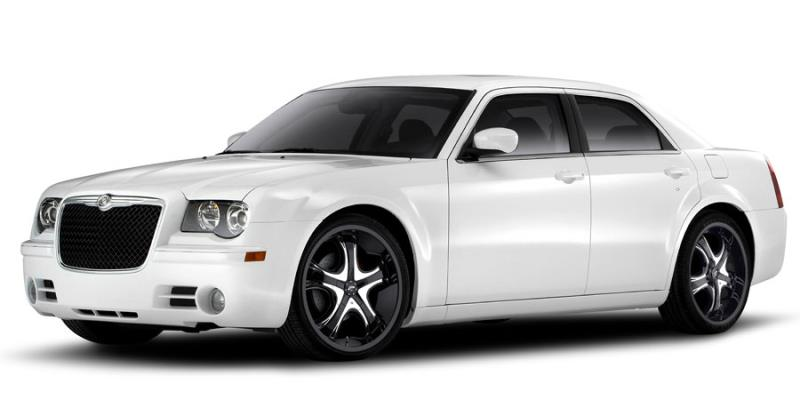 Chrysler 300 SUBJECT TO AVAILABILITY 415 Patriarch