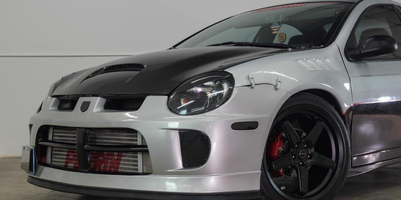 Dodge SRT 4 SUBJECT TO AVAILABILITY 429 High V