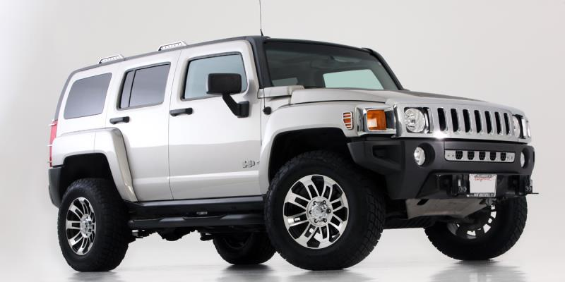 Hummer H3 SUBJECT TO AVAILABILITY 213-214 Grinder