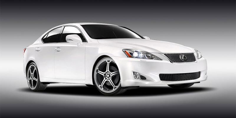 Lexus IS SUBJECT TO AVAILABILITY 172 F-01