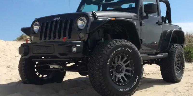 Jeep Rubicon ULTRA 107 Xtreme
