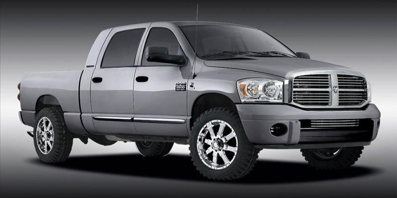 Dodge Ram 2500 SUBJECT TO AVAILABILITY 223-224 Goliath