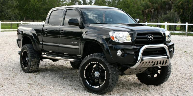 Toyota Tacoma SUBJECT TO AVAILABILITY 223-224 Goliath