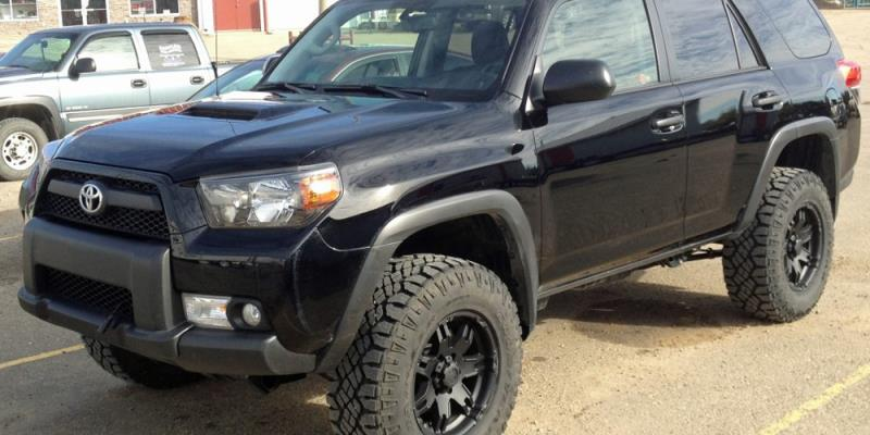 Toyota 4Runner ULTRA 237-238 Gauntlet