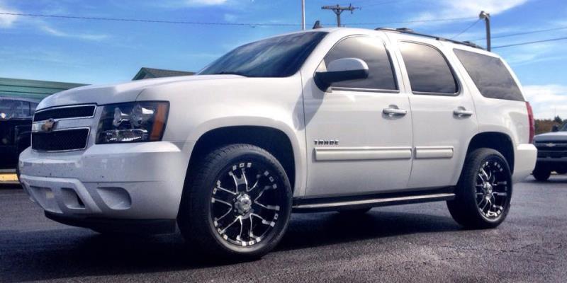 Chevrolet Tahoe ULTRA 201-202 Baron