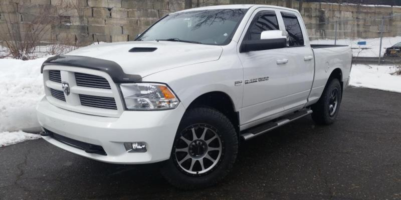 Dodge Ram 1500 SUBJECT TO AVAILABILITY 504 Legacy