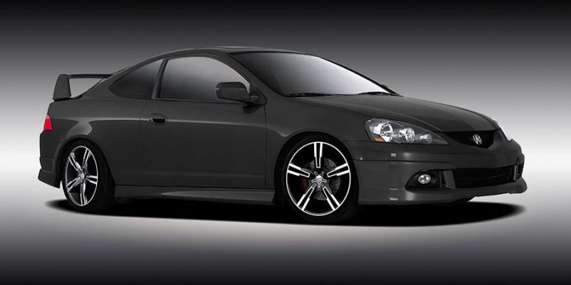 Acura RSX PLATINUM 291-292 Saber