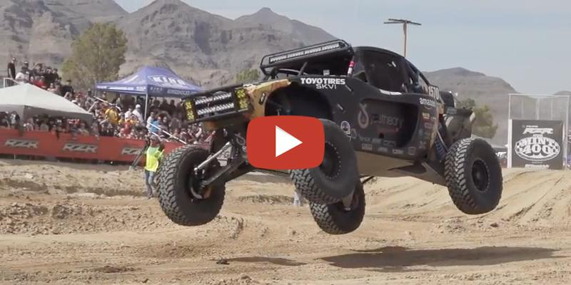 UltraWheel Drivers at the Polaris RZR #Mint400 presented by BFGoodrich