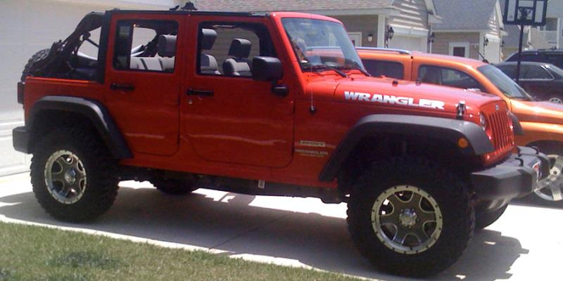 Jeep Wrangler ULTRA 173/174 Nomad