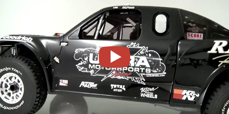Ultra Motorsports Xtreme Trophy Truck