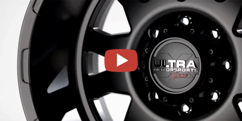 Ultra Motorsports Xtreme X108 Wheels