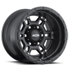 178 Mongoose Satin Black and Clear Coat - 15x10
