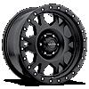 102 Xtreme X-Lok Satin Black with Satin Black X-Lok Lip