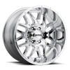 203 Hunter Chrome - 20x10