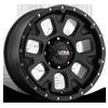 109 Xtreme Satin Black and Satin Clear Coat